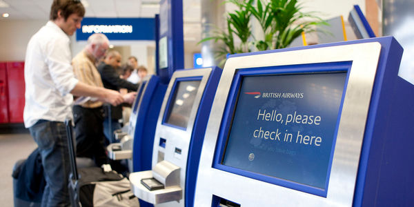 The Internet of Things and travel: London City Airport takes off