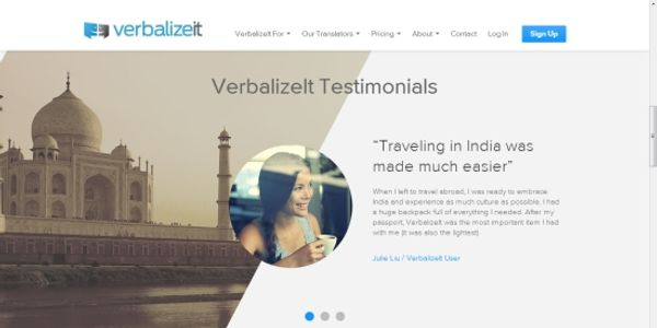 VerbalizeIt looks to leap language barriers via a network of live translators