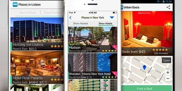 WeHostels does an inverse HotelTonight and switches to hotels