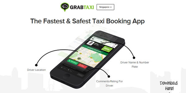 GrabTaxi hails a massive $250 million in new investment