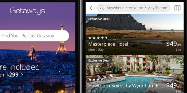With new app, Groupon Getaways grows fast, despite Expedia divorce