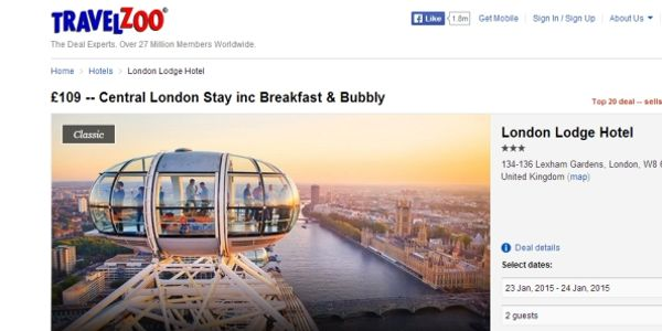 Travelzoo works to revise hotel platform, unhappy with initial results