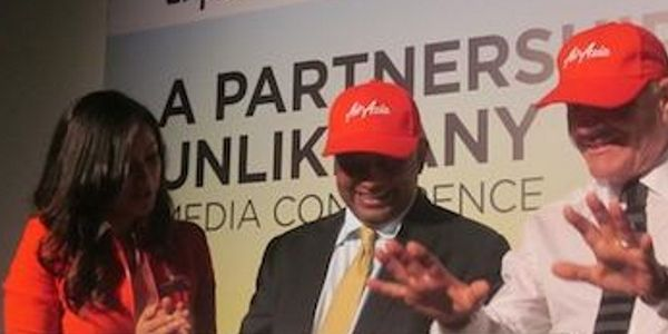 Expedia spends $86.3 million to increase stake in AirAsia joint venture