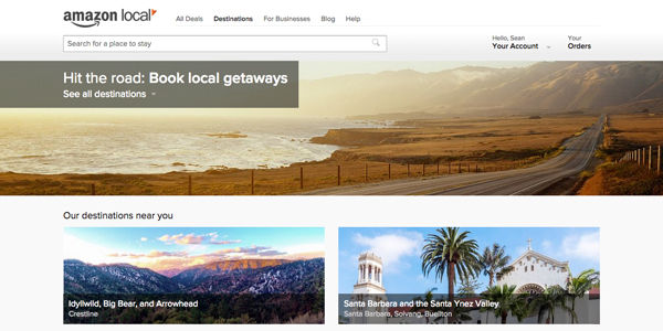 No, Amazon isn't launching a travel site, but it did this instead