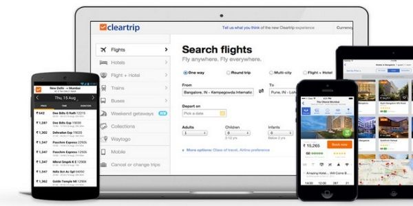 Cleartrip commits to mobile web with relaunch