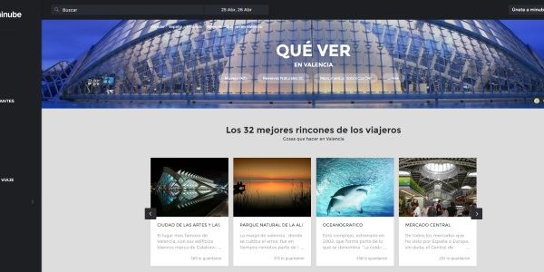 Planning and booking service Minube raises $1.6 million for Latin America push