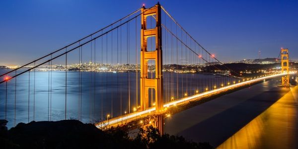 I left my hack in San Francisco - THack returns to the City By The Bay