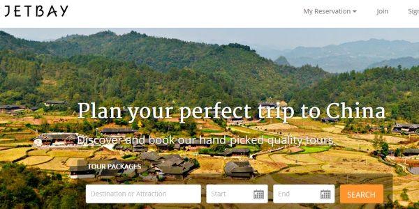 China tourism specialist Jetbay raises $1.6 million