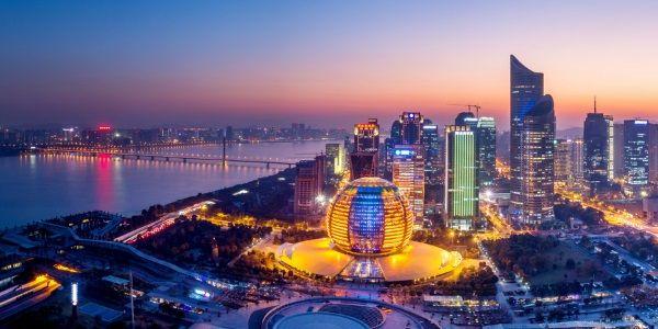 Ni hao, Hangzhou - THack is going back to China