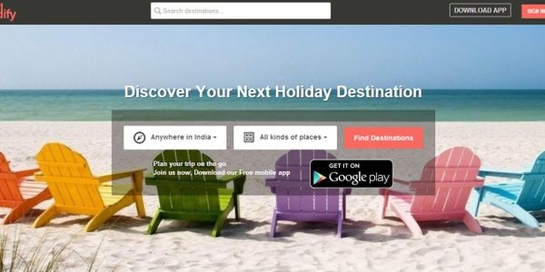 Destination discovery service Holidify attracts angel investment