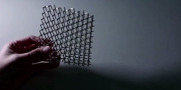 Extreme travel technology - Boeing claims to have made lightest ever metal