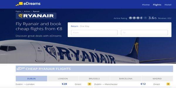 Ryanair turns screw on Google over misleading eDreams ads