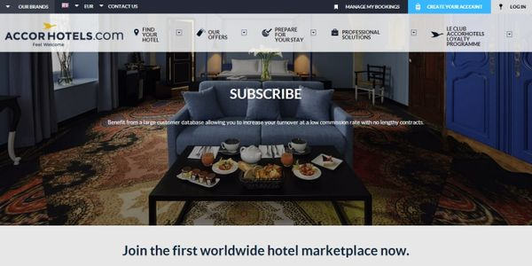 Diary of a hotel company in digital transformation