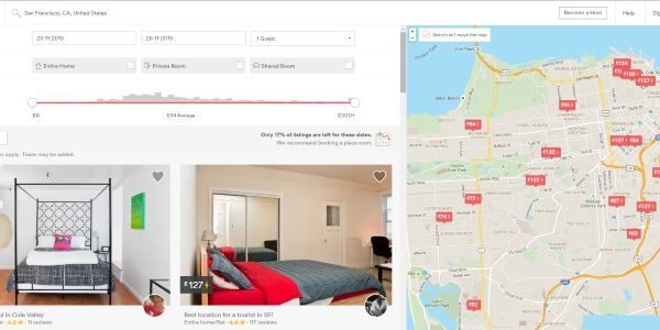 Airbnb campaign pays off, wins battle in its own backyard
