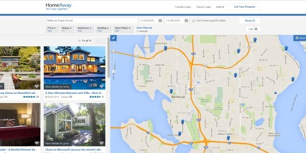 Expedia acquires HomeAway for $3.9 billion