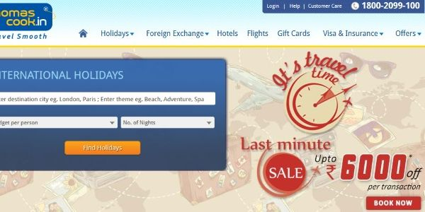 Thomas Cook India links up with Airbnb for international packages
