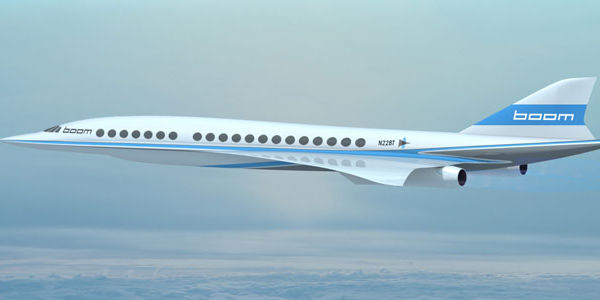 Supersonic flights are doable, says new startup Boom