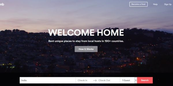 Airbnb continues to build presence in India