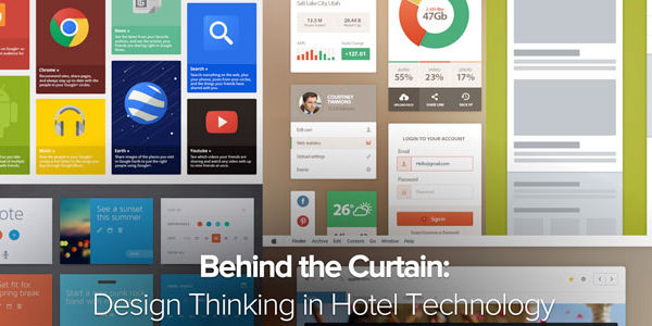 Hotel technology neglects design thinking at its peril