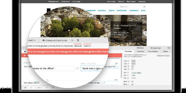 VerbalizeIt is acquired by Smartling, in a translation mash-up