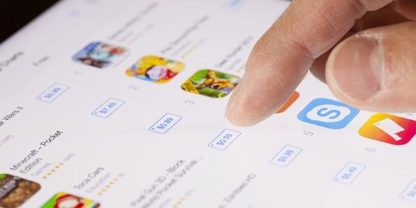 Asia and Apple dominate in-app spending