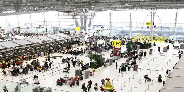 Airports and passengers in harmony - big opportunity for agencies to play a part