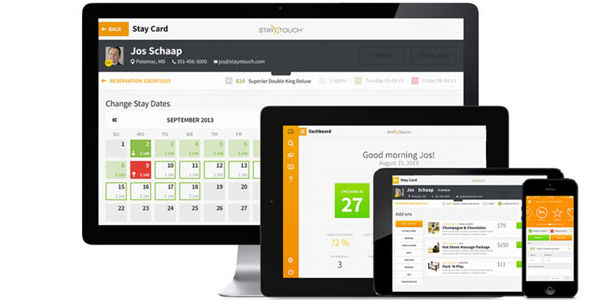 StayNTouch touts its mobile hotel tech integration at MGM's Aria Las Vegas