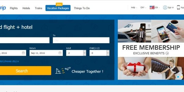 Priceline and Baidu increase stake in Ctrip