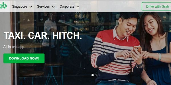 Taxi app funding back in business with Grab grabbing $750 million