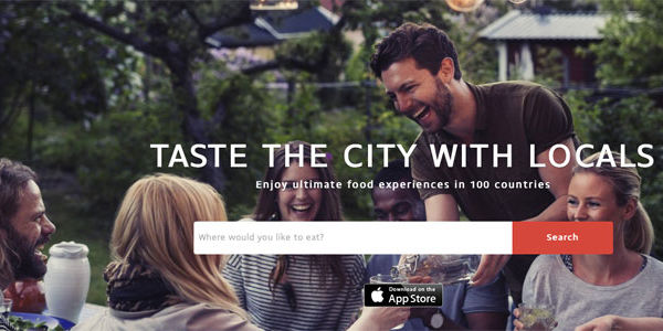 VizEat bites off €3.8 million to help MICE and leisure travelers share meals with locals