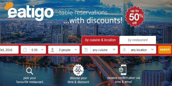 TripAdvisor's The Fork invests in Eatigo