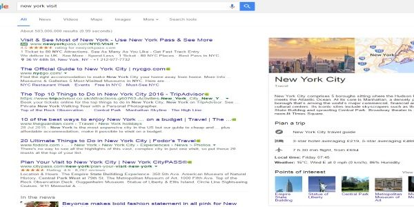 How page one on Google has changed for travel brands (and what to do about it)
