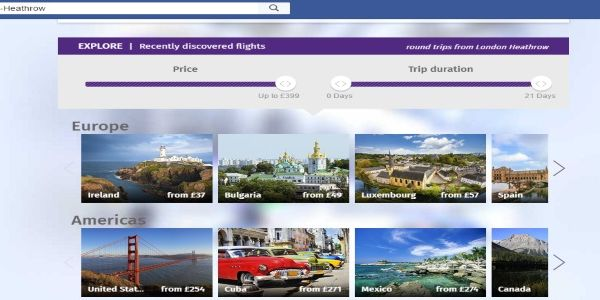 Skyscanner claims social media first for airport flight search