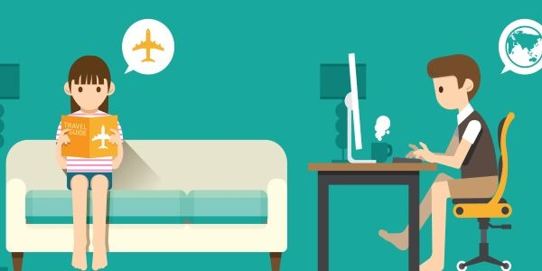What are the trends of trip planning site users [INFOGRAPHIC]