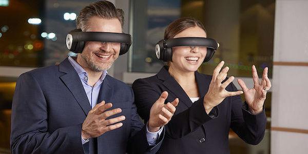 Lufthansa makes further video glasses trials at Frankfurt Airport
