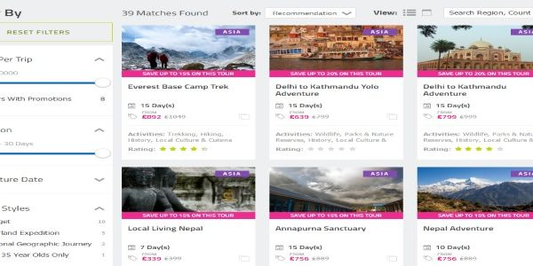 AdventureLink claims multi-day activities milestone, STA Travel signs up early