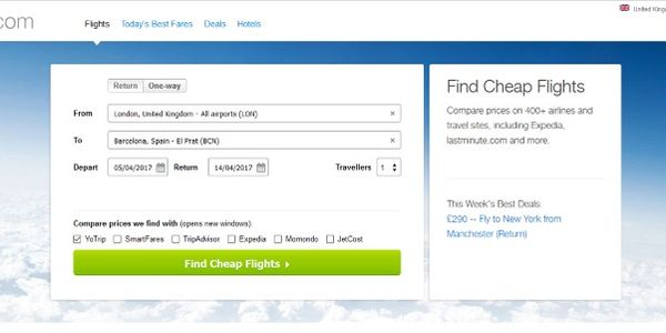Travelzoo sells fly.com domain name and discontinues search