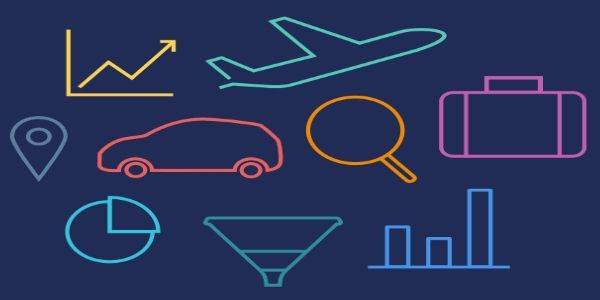 Search still plays a major role for some travel brands