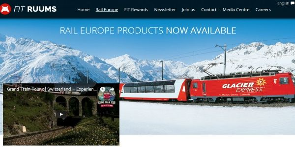 Webjet adds European rail to its B2B offer for Asia