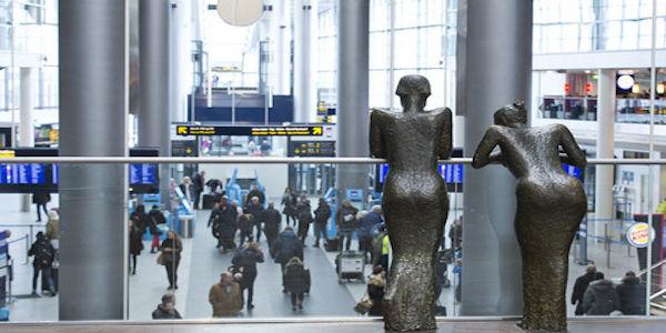 Digital habits drive tech innovation at Copenhagen Airport