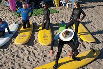 Chaminade Resort Spa surf school
