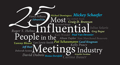 25 Most Influential People 2015