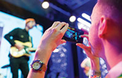 SXSW brings together music, film, and cutting-edge technology for a smorgasbord of interactivity and engagement