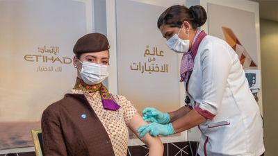 etihadairwaysvaccinationcovid