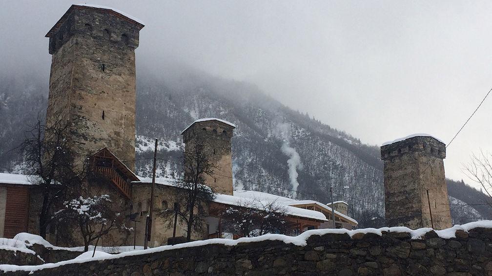 Georgia's Svaneti Region Is the Country's Newest Ski Destination
