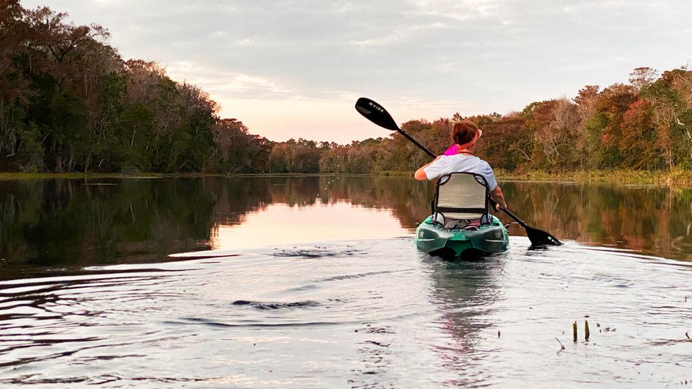 Tallahassee Kayaking