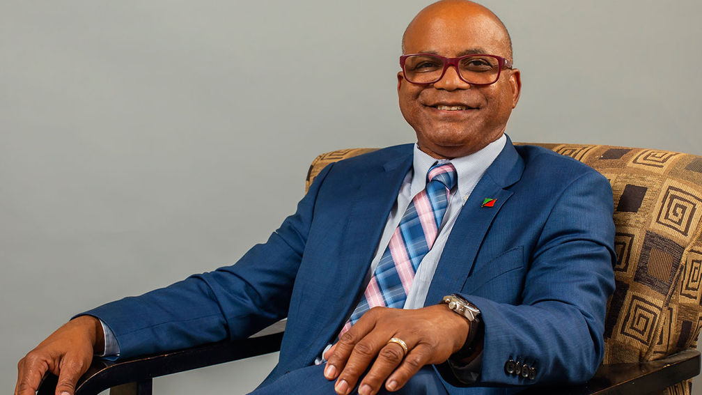 Industry Q&A: Lindsay F.P. Grant, Minister of Tourism for St. Kitts and Nevis