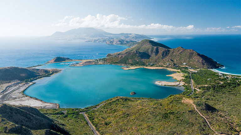 St. Kitts and Nevis reopened to international travelers on Oct. 31, 2020.