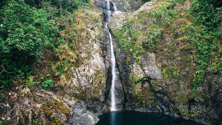 Toro Negro Waterfall