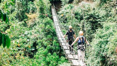 Toro Verde Adventure Park